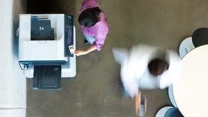 HP Printers - Printer Security Alert